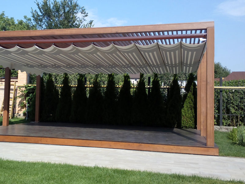Sollo Terrace Awning