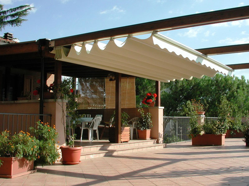 SolloTerrace Awning