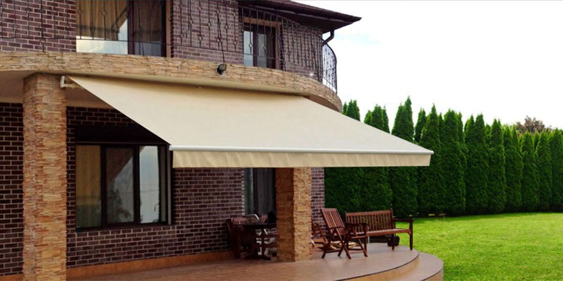retractable awning toronto awnings pergolas window shades blinds