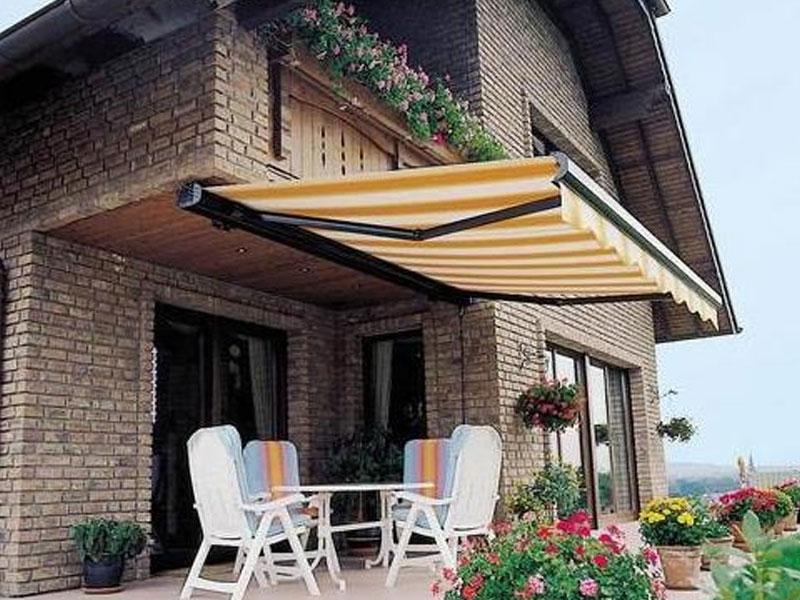 Sirocco awning