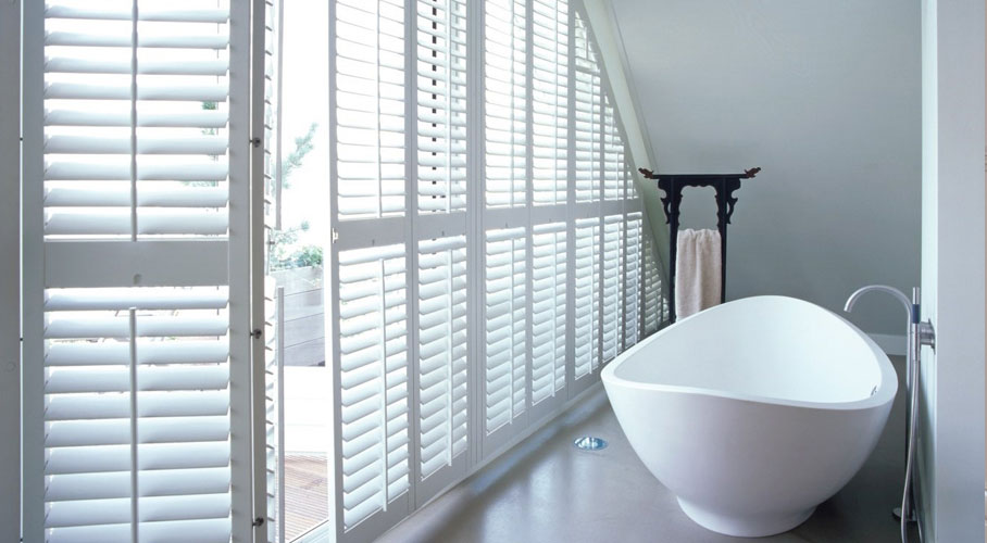 custom shape shutters