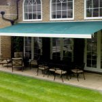 Awnings keep you cool