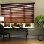 Are wood blinds better than faux?