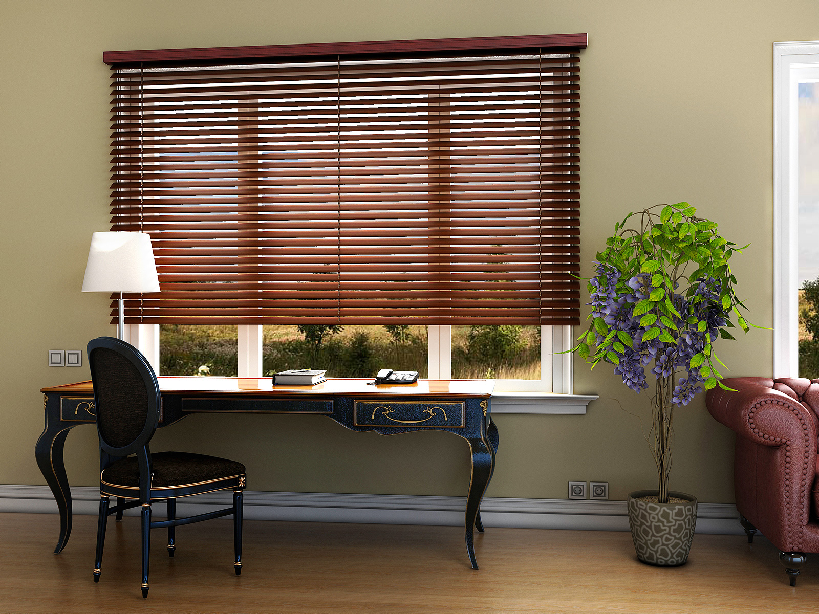 Are Wood Blinds Better Than Faux